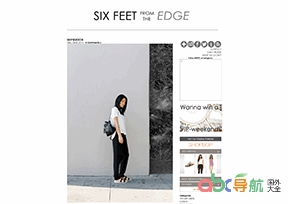Six Feet From The Edge